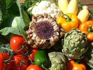 vegetables - constipation food