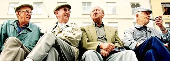 Wikimedia image, elderly gentlemen