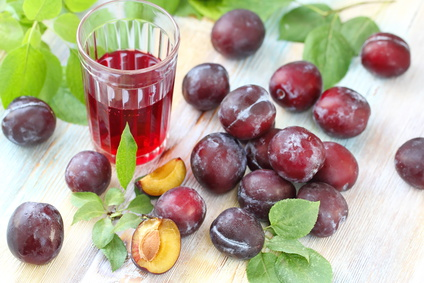 Constipation Prune Juice Rich Sweet Benefit For Your Colon