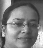 Pharmacist and college professor Anusuya Kashi