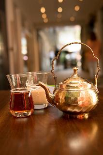 tea constipation in elderly