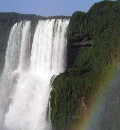 waterfall - acute constipation