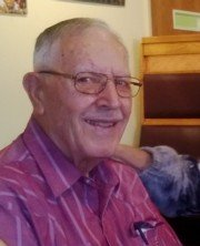 My dad, Paul Schneider Sr. on his 80th birthday